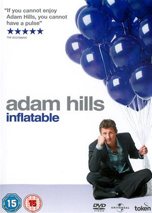 Adam Hills: Inflatable Online DVD Rental