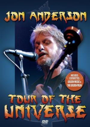 Jon Anderson: Tour of the Universe Online DVD Rental