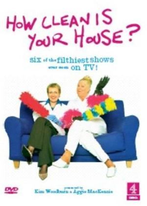 How Clean Is Your House: The Dirty Bits Online DVD Rental
