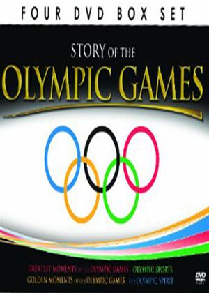 Story of the Olympics Online DVD Rental