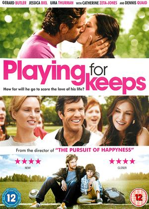 Rent Playing for Keeps Online DVD Rental