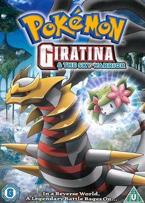 Pokemon: Giratina and the Sky Warrior Online DVD Rental