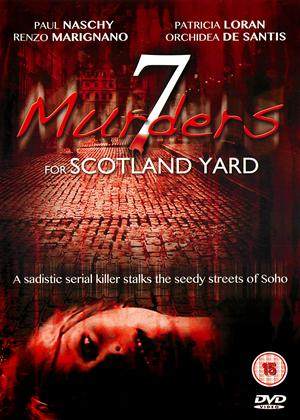 7 Murders for Scotland Yard Online DVD Rental
