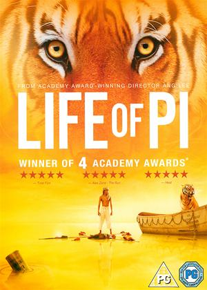 Life of Pi Online DVD Rental