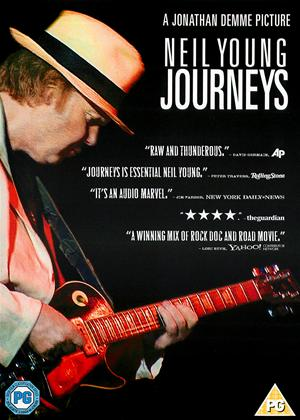 Neil Young Journeys Online DVD Rental