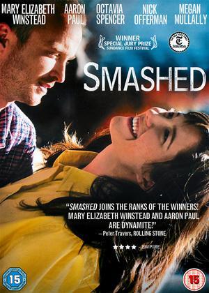 Rent Smashed Online DVD Rental