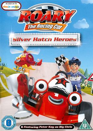 Roary the Racing Car: Silver Hatch Heroes Online DVD Rental