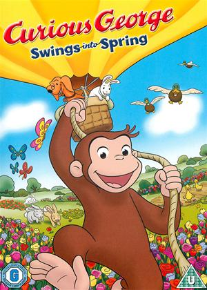 Curious George: Swings Into Spring Online DVD Rental