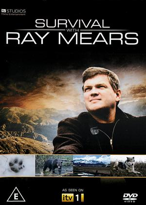 Survival with Ray Mears: Series Online DVD Rental