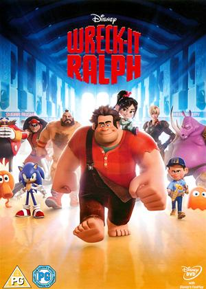 Wreck-It Ralph Online DVD Rental