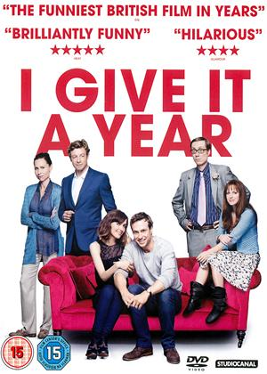 I Give It a Year Online DVD Rental