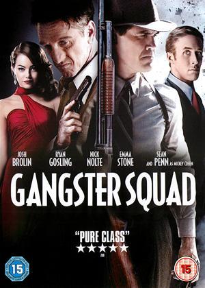 Gangster Squad Online DVD Rental