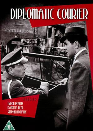 Diplomatic Courier Online DVD Rental