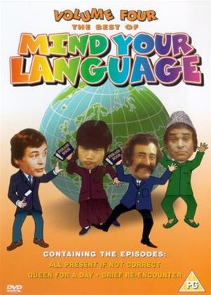 Mind Your Language: The Best Of: Vol.4 Online DVD Rental