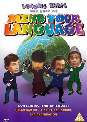 Mind Your Language: The Best Of: Vol.3 Online DVD Rental