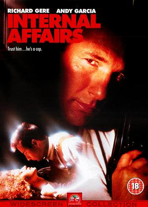 Internal Affairs Online DVD Rental