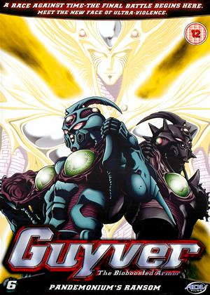 Guyver: The Bioboosted Armour: Vol.6 Online DVD Rental