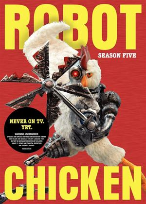 Robot Chicken: Series 5 Online DVD Rental