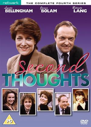 Second Thoughts: Series 4 Online DVD Rental