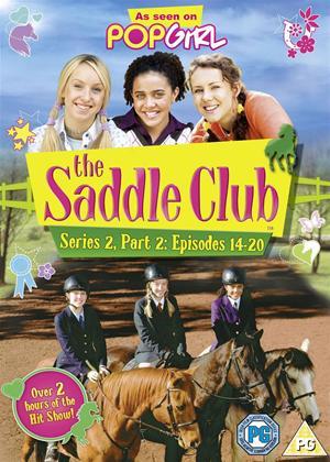 Rent The Saddle Club: Series 2: Part 2 Online DVD Rental