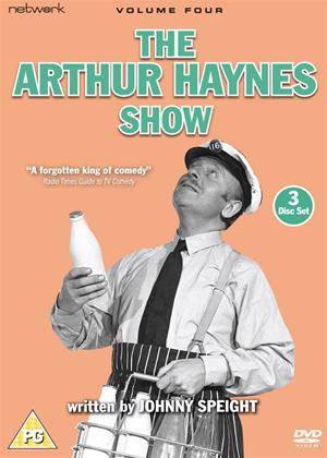 Rent The Arthur Haynes Show: Vol.4 Online DVD Rental