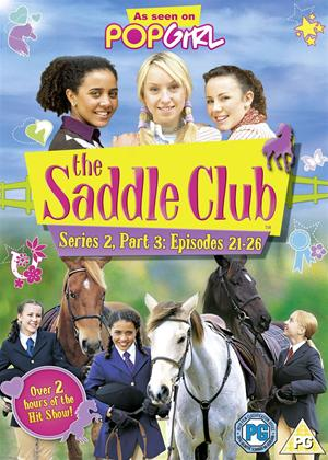 The Saddle Club: Series 2: Part 3 Online DVD Rental