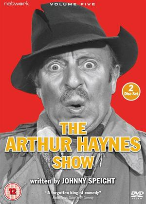 Rent The Arthur Haynes Show: Vol.5 Online DVD Rental