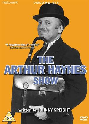 Rent The Arthur Haynes Show: Vol.6 Online DVD Rental