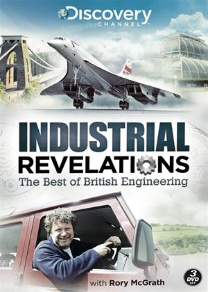 Industrial Revelations: Best of British Engineering with Rory McGrath Online DVD Rental