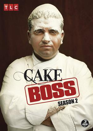 Cake Boss: Series 2 Online DVD Rental