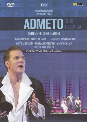 Rent Admeto: Opernhaus Halle Online DVD Rental