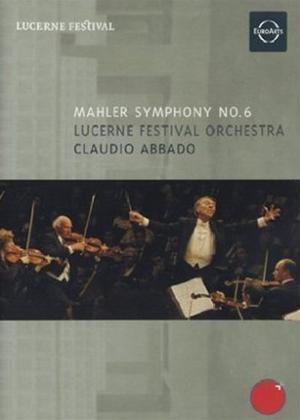 Rent Mahler: Symphony No.6 Online DVD Rental