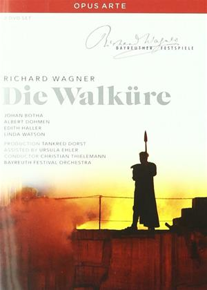 Die Walkure: Bayreuth Festival Orchestra Online DVD Rental