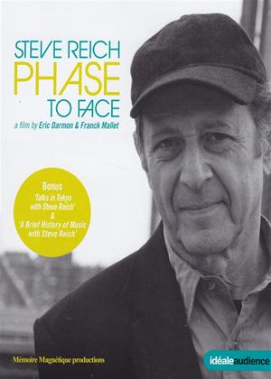 Rent Steve Reich: Phase to Face Online DVD Rental