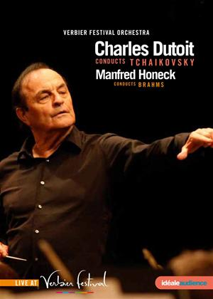 Rent Charles Dutoit/Manfred Honeck: Live at Verbier Festival Online DVD Rental