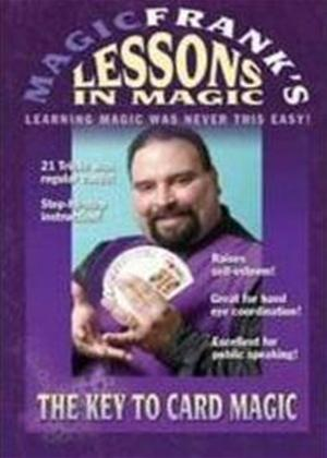 Rent Magic Frank's Lessons in Magic: Vol.2 Online DVD Rental