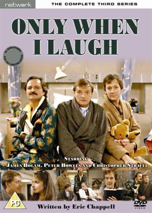 Rent Only When I Laugh: Series 3 Online DVD Rental