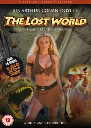 Rent Lost World: Series 3 Online DVD Rental