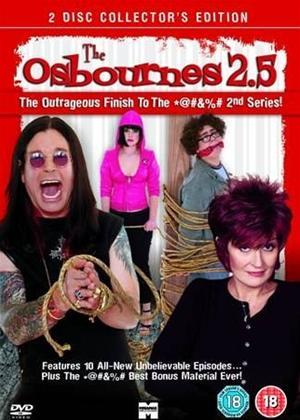 Rent Osbournes: Series 2.5 Online DVD Rental