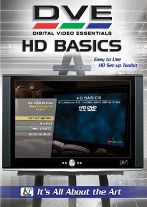Digital Video Essentials: HD Basics Online DVD Rental