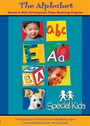 Special Kids: Vol.1: The Alphabet Online DVD Rental