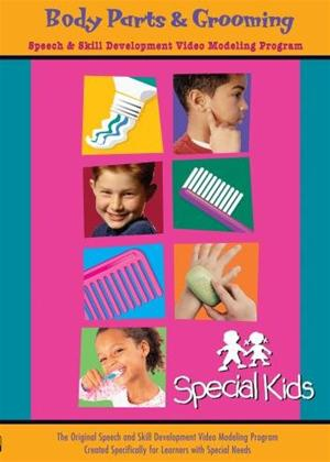 Rent Special Kids: Vol.6: Body Parts and Grooming Online DVD Rental