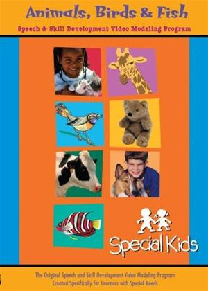 Special Kids: Vol.7: Animals, Birds and Fish Online DVD Rental
