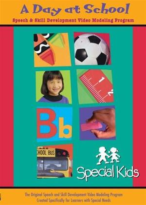Special Kids: Vol.10: A Day at School Online DVD Rental