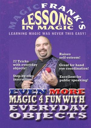 Rent Magic Frank's Lessons in Magic: Vol.6 Online DVD Rental