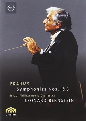 Rent Brahms: Symphonies Nos. 1 and 3: Bernstein Online DVD Rental