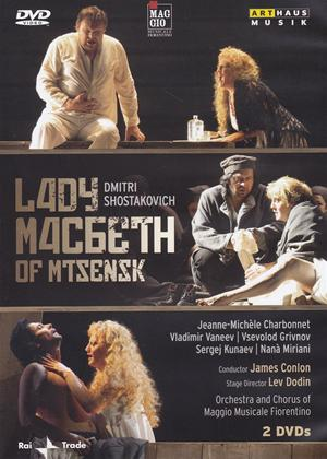 Rent Lady MacBeth: Teatro Comunale, Firenze Online DVD Rental