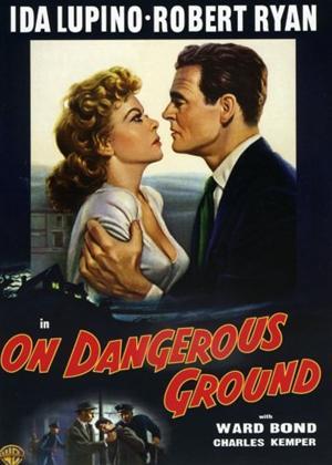 On Dangerous Ground Online DVD Rental