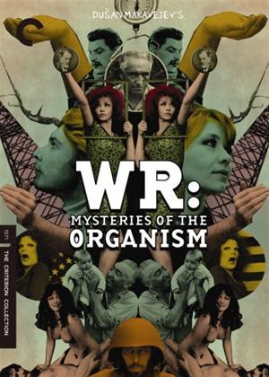 Rent WR: Mysteries of the Organism (aka W.R. - Misterije organizma) Online DVD Rental