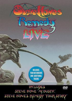 Rent Steve Howe's Remedy Online DVD Rental
